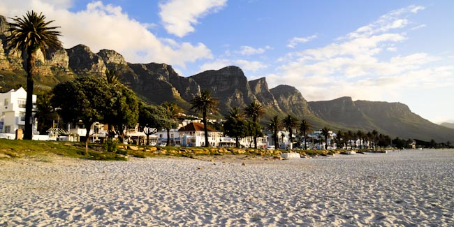 Camps Bay Cape Town Western Cape