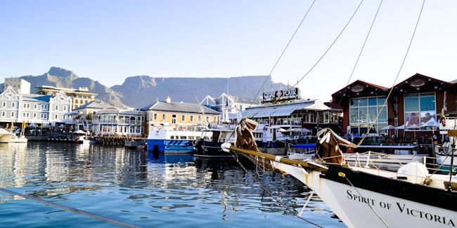 V&A Waterfront Cape Town